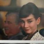 Audrey Hepburn w reklamie czekolady