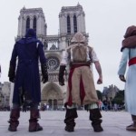 Assassin's Creed Unity – gra promowana parkourem