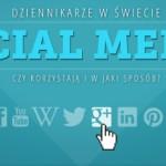 Dziennikarze, blogerzy i social media.
