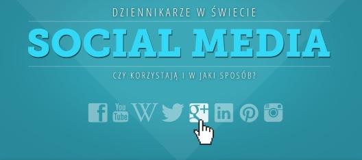 dziennikarze i social media
