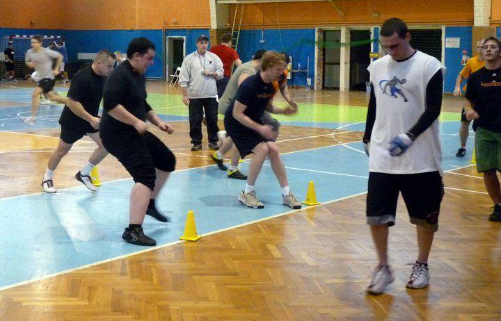we 2010 trening