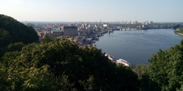 kijow panorama