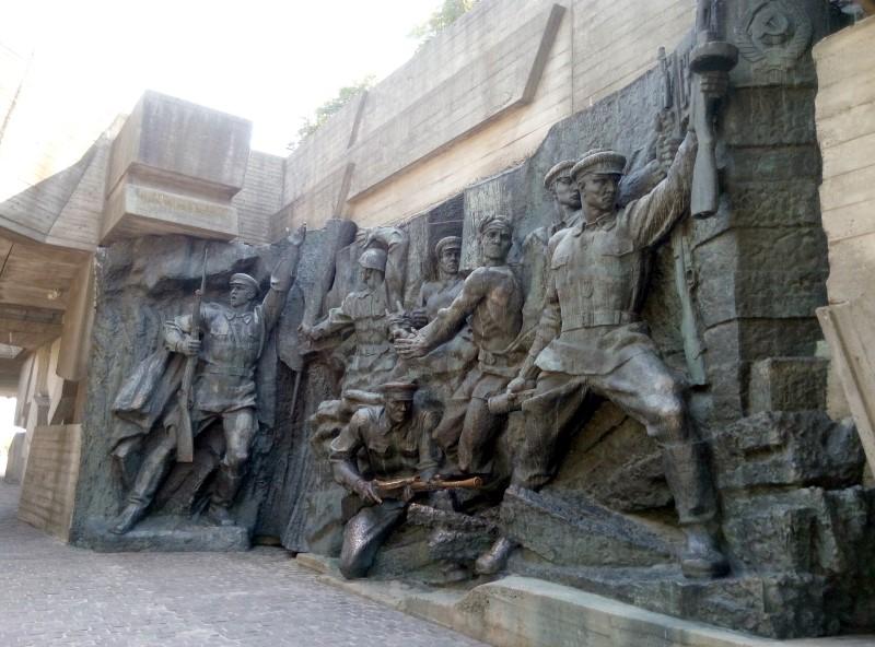 kijow pomnik muzeum wojny ojczyznianej
