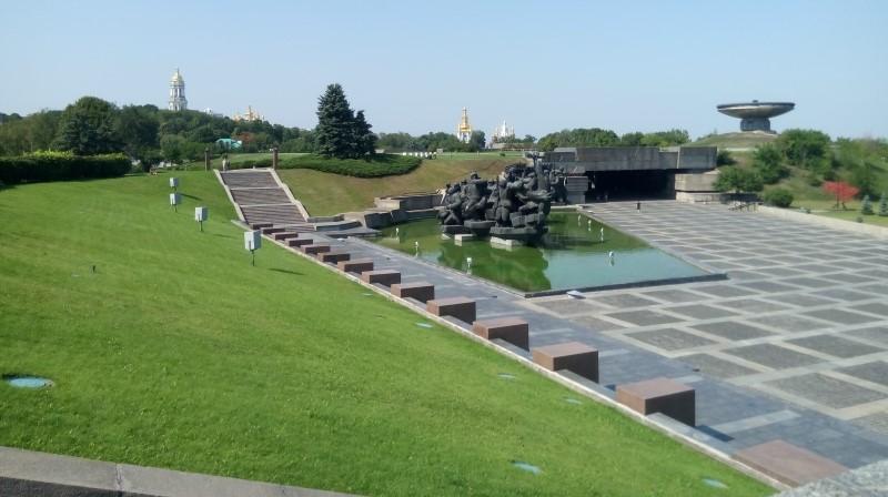muzeum wielkiej wojny kijow panorama