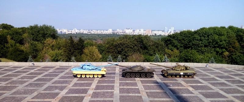 muzeum wielkiej wojny kijow