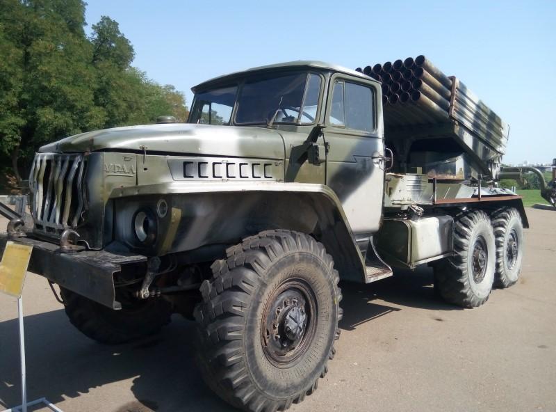 muzeum wielkiej wojny pojazdy z krymu