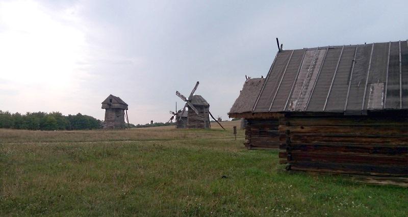 pirogovo wioska kijow