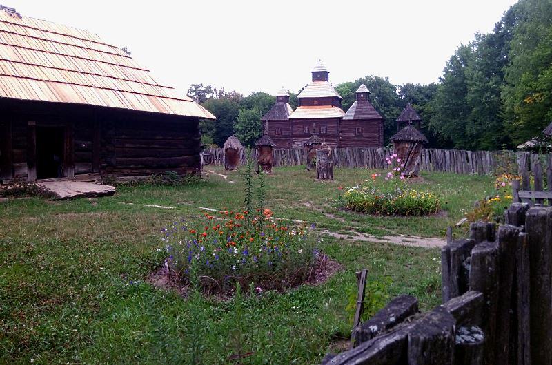 pirogovo wioska