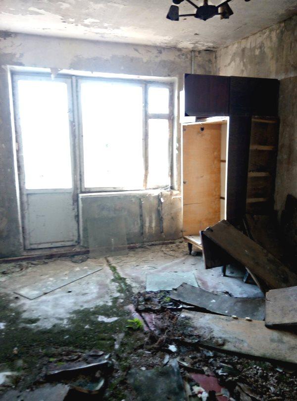 13 czarnobyl prypec mieszkanie w bloku