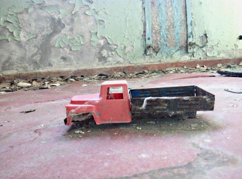 14 czarnobyl prypec zabawka w mieszkaniu