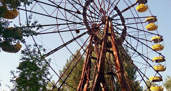 16 czarnobyl prypec wesole miasteczko diabelski mlyn