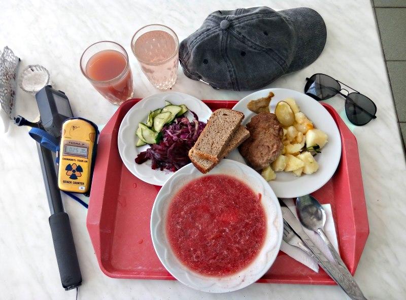 2 czarnobyl elektrownia obiad