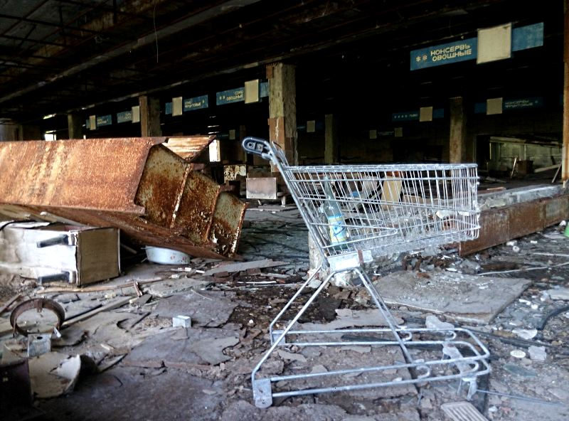 21 czarnobyl prypec supermarket