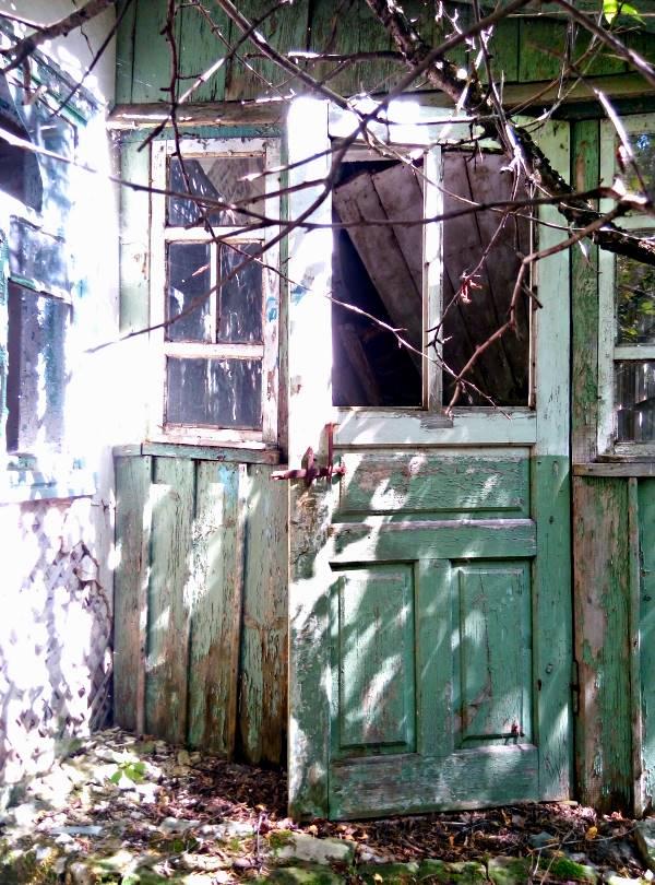 6 czarnobyl wioska dom