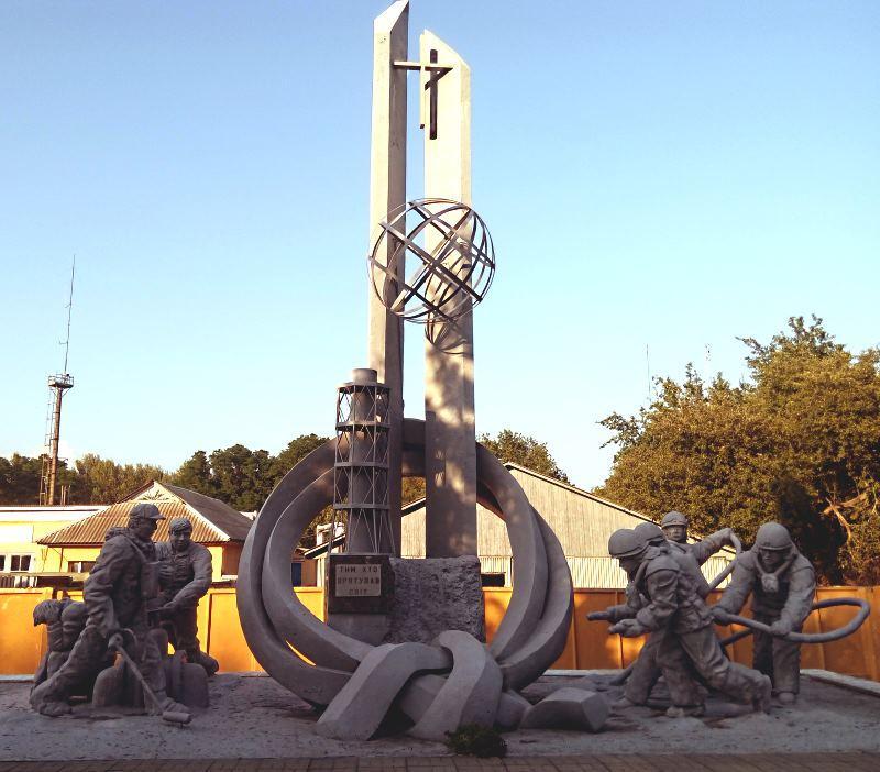 czarnobyl pomnik