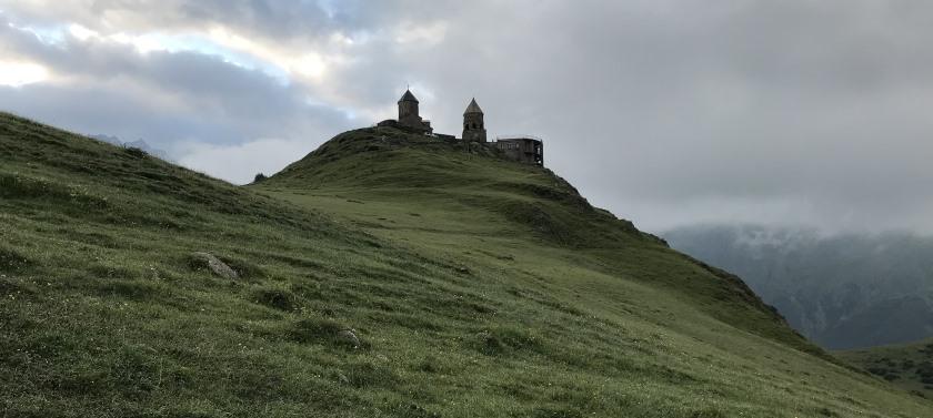 cminda sameba podejscie klasztor