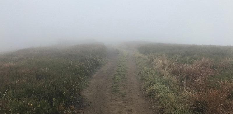 droga w strone osadzkiego wierchu