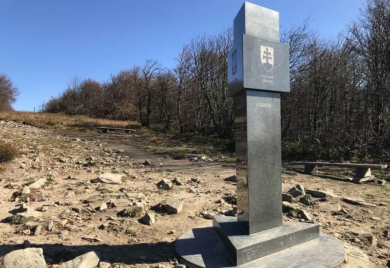 krzemieniec obelisk bieszczady