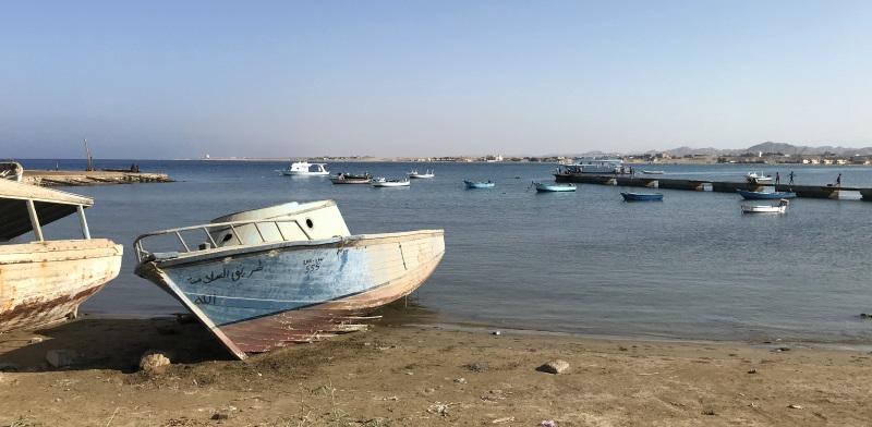 al-kusajr port