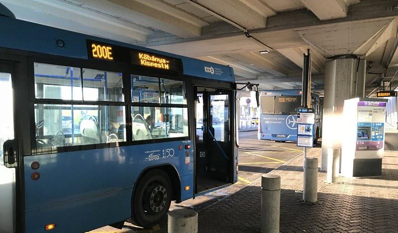 autobus z lotniska do budapesztu