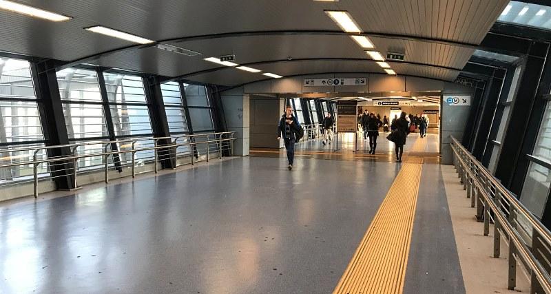 lacznik autobus - metro budapeszt